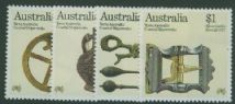 AUS SG993-6 Shipwrecks set of 4